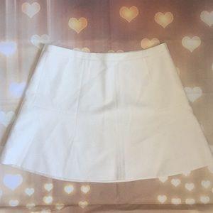 Cute off white skirt